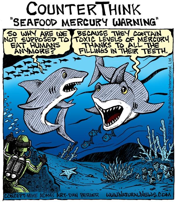 seafood heavy metals