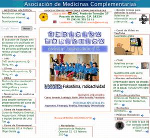 medicina complementaria website