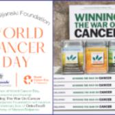 World Cancer Day: Feb. 4, 2021