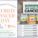 World Cancer Day: Feb. 4, 2021