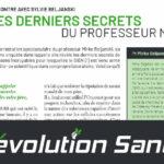 Révolution Santé - Les derniers secrets du professeur maudit